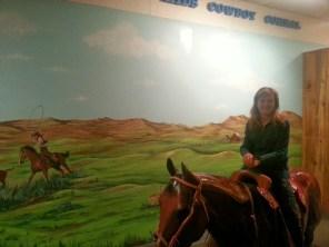 Ride 'em, cowgirl =)