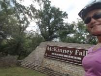 McKinney Falls entrance