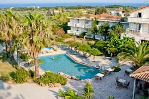 Panorama Naturist Hotel on Zakyntos