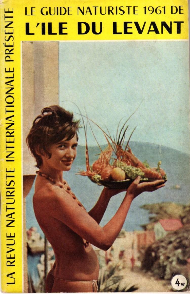 From Ile du Levant, c. 1961