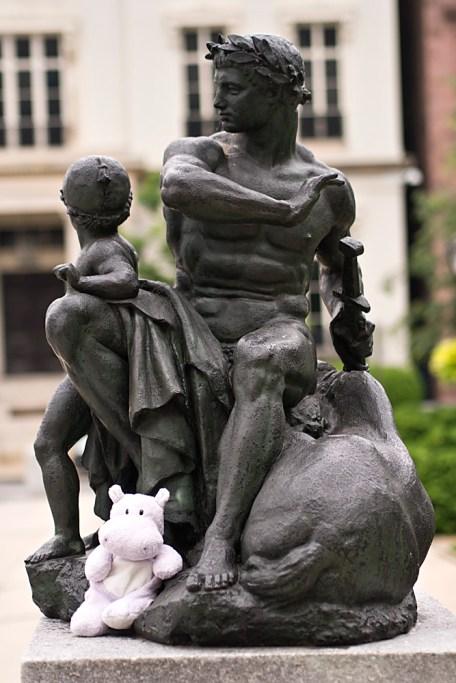 Antoine-Louis Barye War Sculpture