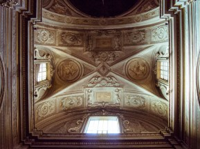 Ceiling of Ferrara Cathedral