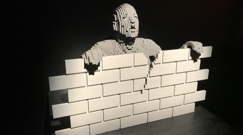 The Art of the Brick LEGO Exhibition in Tampa – Meander with Us