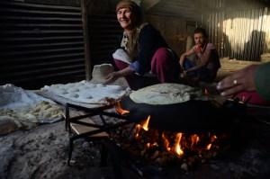 Bedouin Breakfast