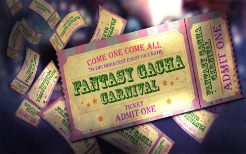 Fantasy Gacha Carnival - TGC