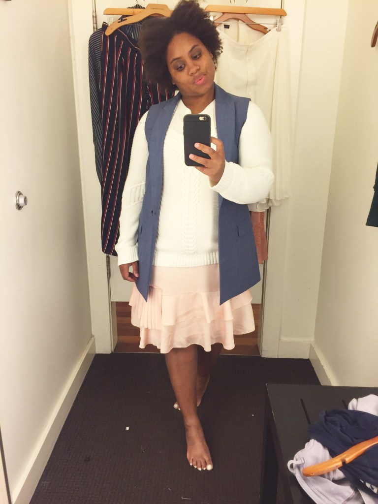 Dressing Room Diaries| Banana Republic