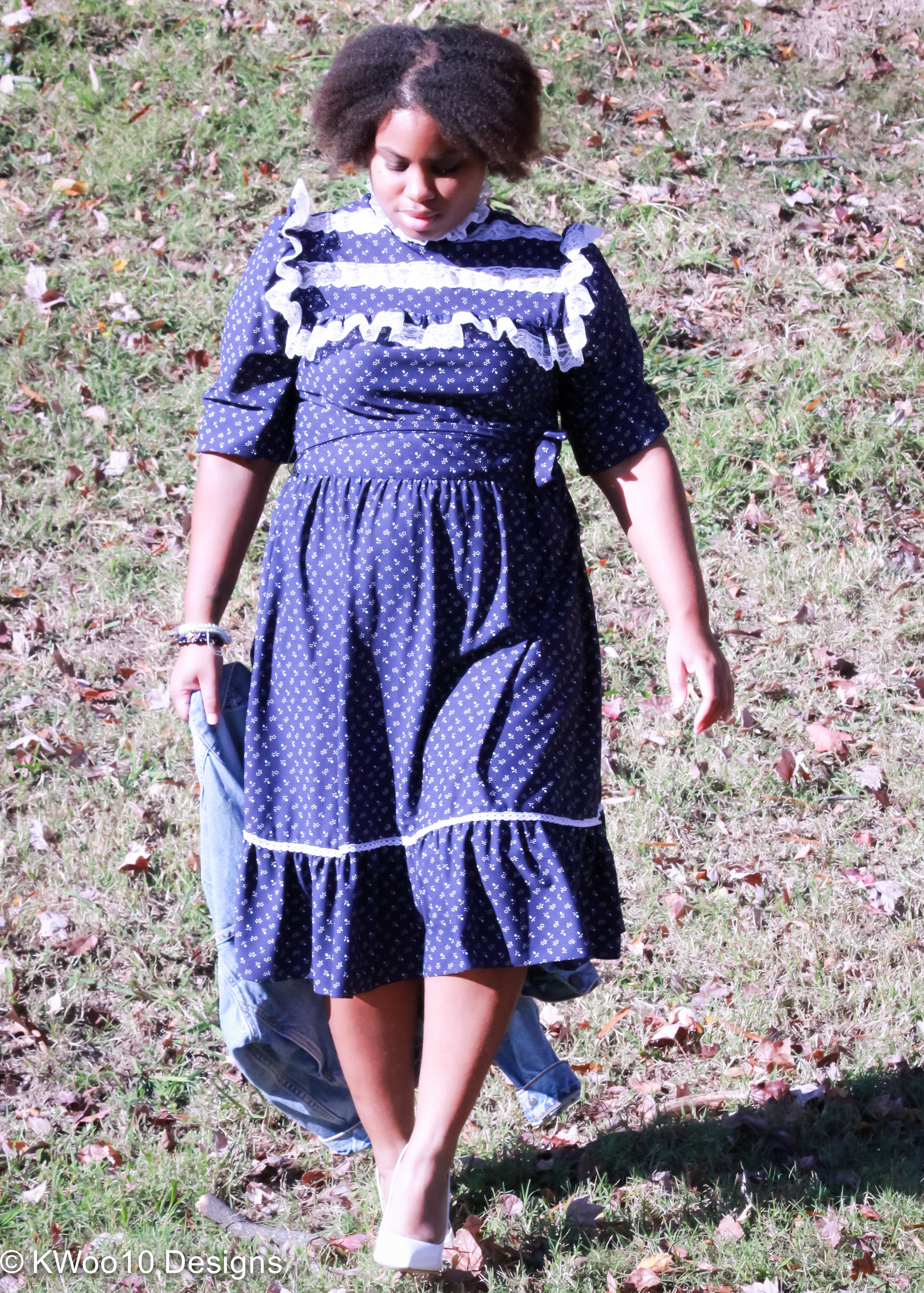 vintage-ruffle-dress