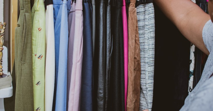 the best 5 tips for organizing your closet in 5 days