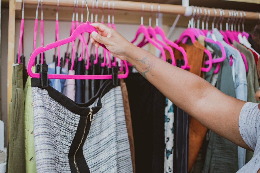 major retailers who give perks for donating your preloved wears