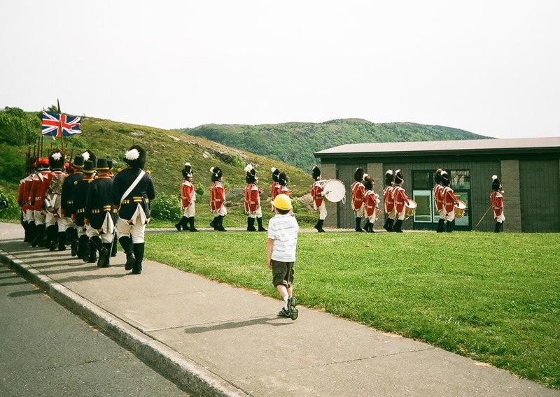 Band in Newfoundland
