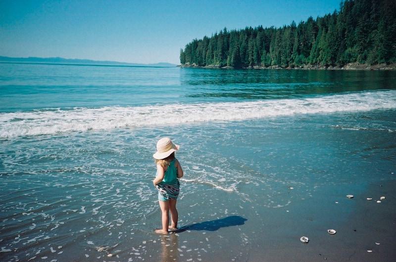 Sooke China Beach