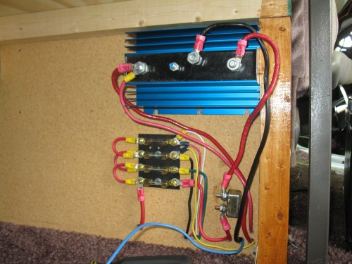 small resolution of 12 volt fuse block and one of the circuit breakers