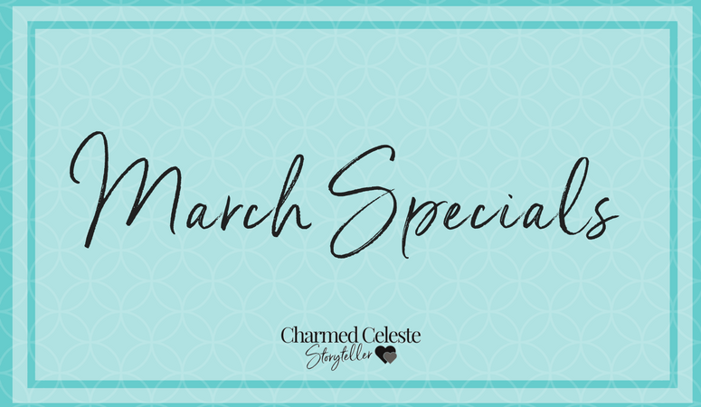 Origami Owl March Specials