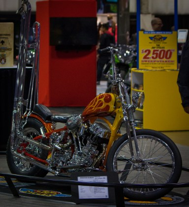 Trumpet Tail Chopper