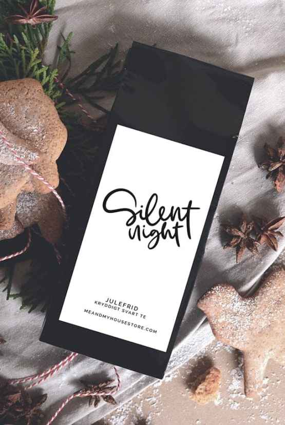 Julte: Silent night