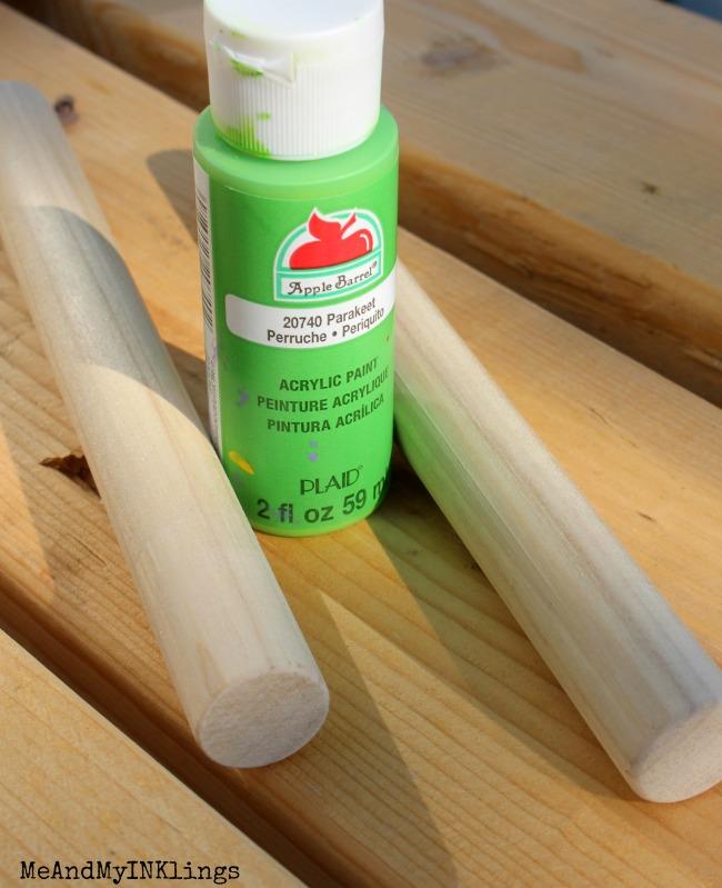 Apple Barrel Green Paint