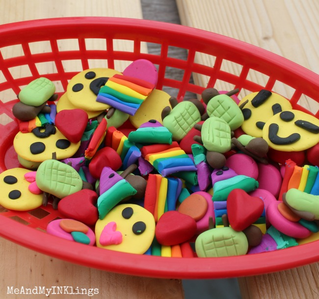 Clay Game Pieces Soufflee Sculpey