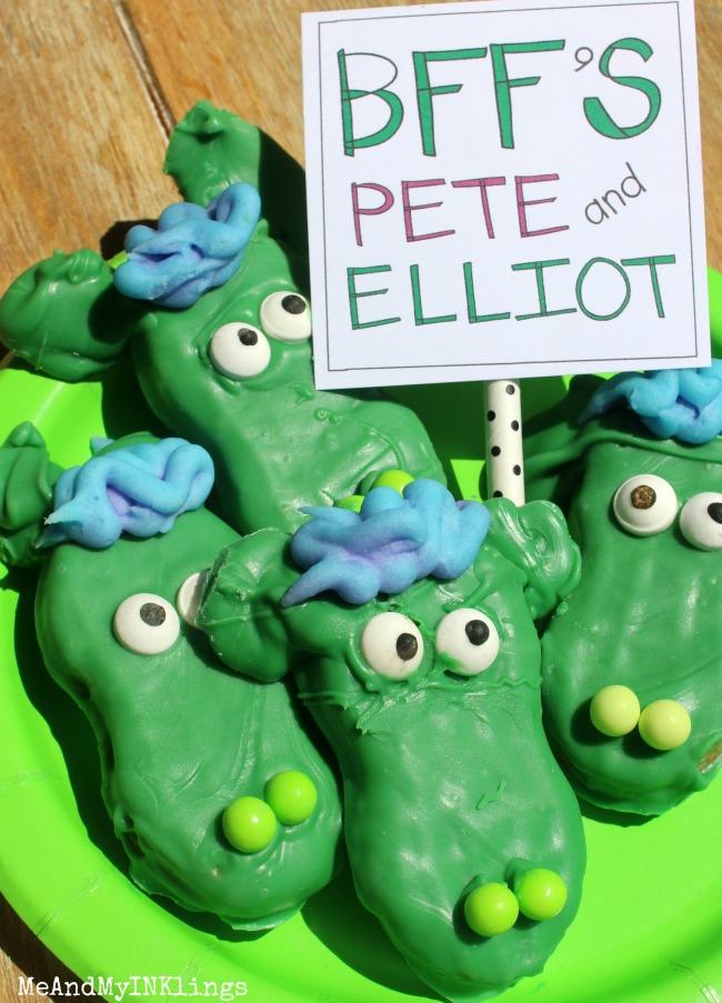 Petes Dragon Elliot Cookies