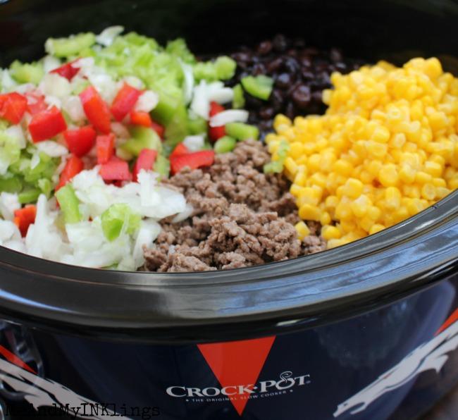 Denver Broncos Crock Pot Beans Ingredients