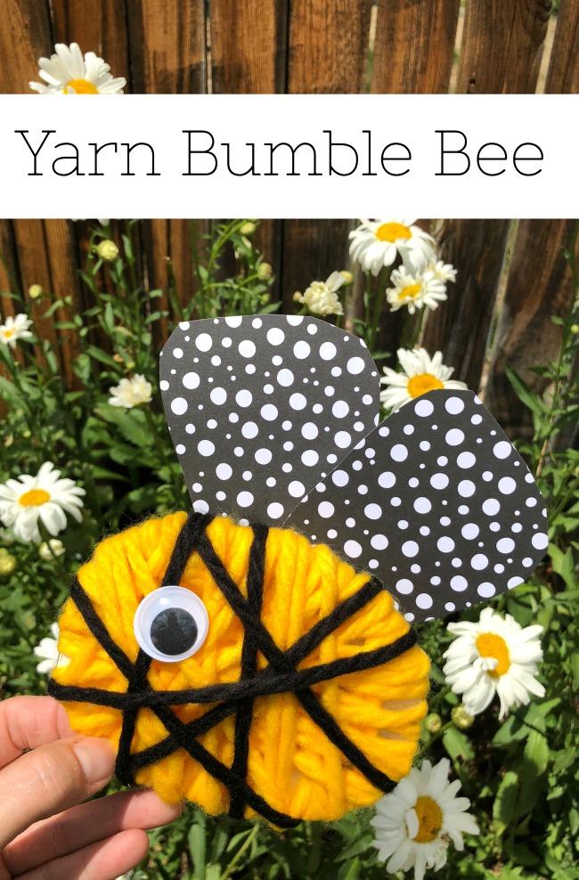 Yarn-Bumble-Bee