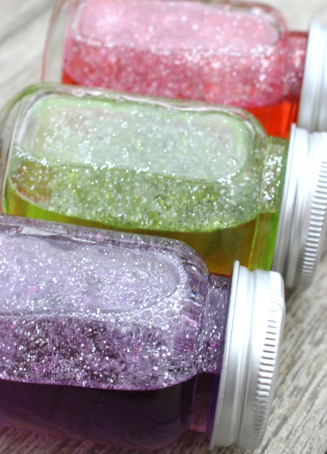 Awesome Sensory Projects With Baby Oil Laura Kelly S Inklings