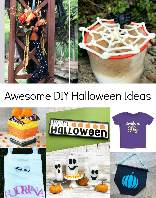Awesome Halloween DIY Ideas