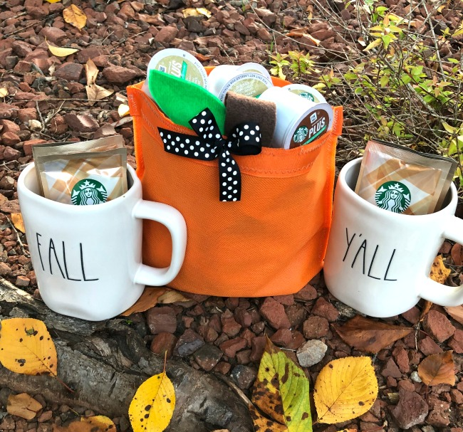 Easy Sew Pumpkin Pouches