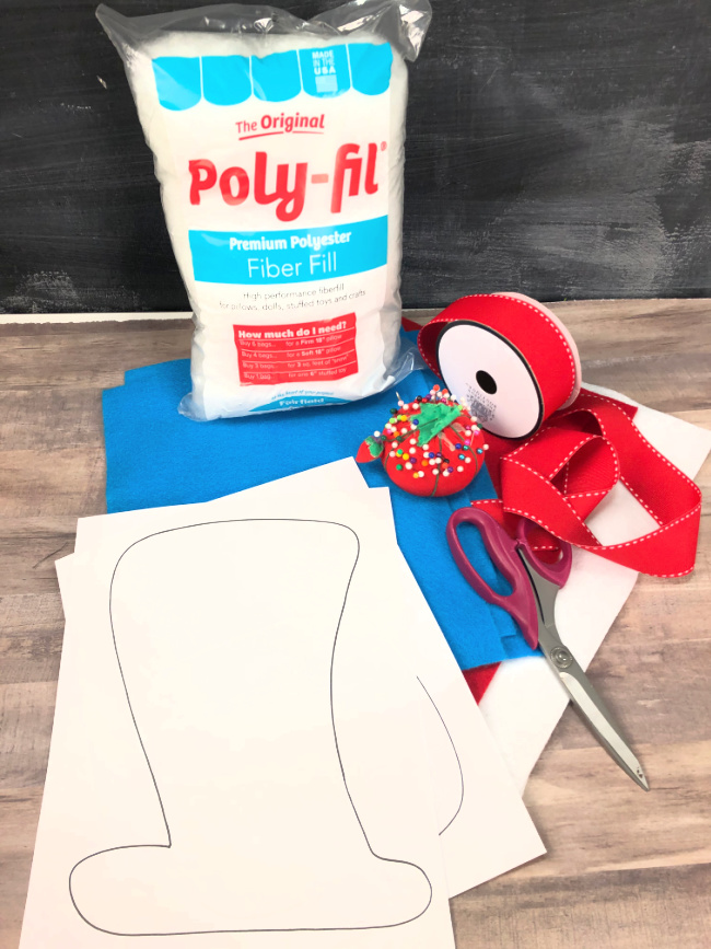 Cat in the Hat Pillow Supplies