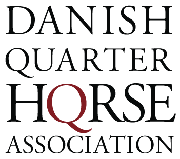 A part of the Danish Quarter Horse Association