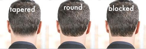 richard armitage rear hairline