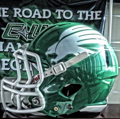 New UNT helmet