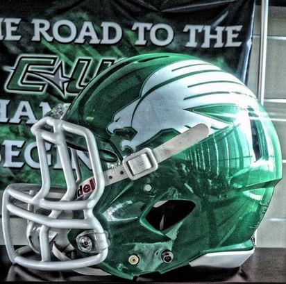 New UNT helmet