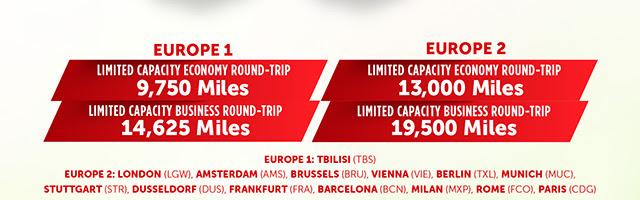 Turkish Airlines: Miles & Smiles 35% Miles Discount