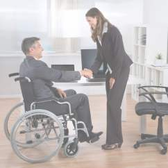 Wheelchair Jobs Chair And Half Glider Meaning Again Disability Employment
