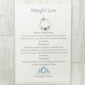 Weight Loss Ring, Slimming Aid, Crystal Healing, Weight Loss Jewellery