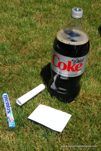 Day #217 Optimism with Diet Coke and Mentos - Character ...
