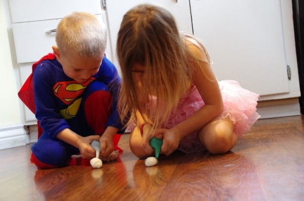 1-cotton ball races indoor activities for kids Feb 21, 2014, 10-29 AM