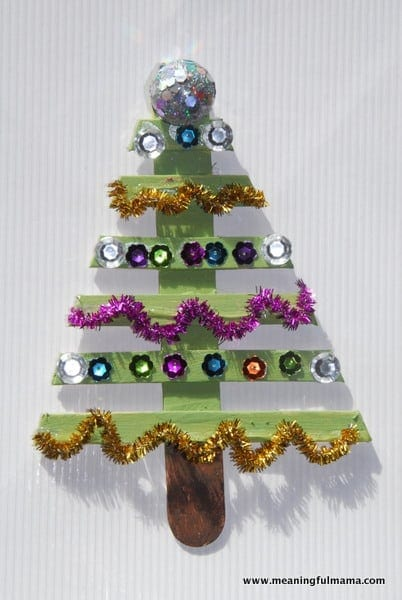 christmas ornaments popsicle sticks # 44