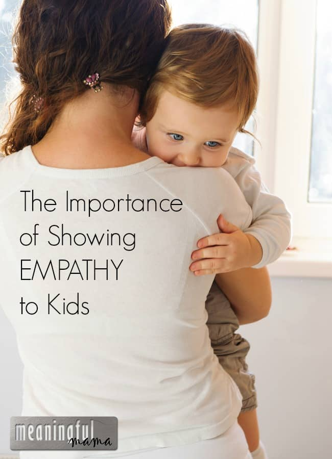 why empathy is important parenting