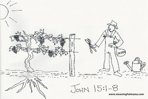 Free branch drawing coloring pages