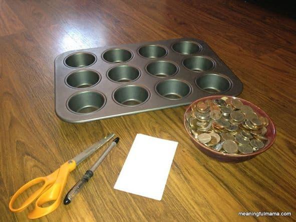 Muffin Tin learning
