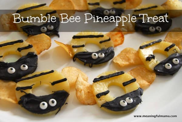 1-#bumblebee #pineapple #snack-008