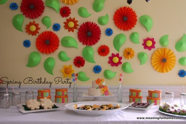 1-#spring #birthday #decorations-002