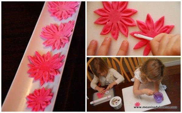 1-#spring #flower #cake