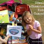 Teaching Generosity with Odwalla and Champions for Kids Campaign