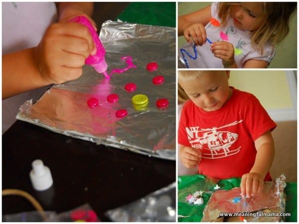 1-#robot mask #diy #crafts for kids