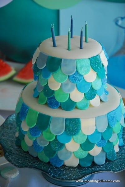 1-#mermaid party #decorating ideas-023