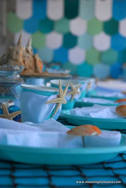 1-#mermaid party #decorating #under the sea-008