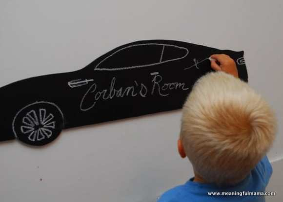 1-#chalkboard #diy #custom shape #jigsaw-022