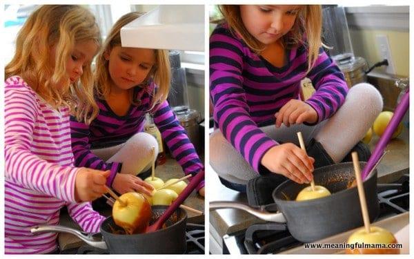 1-#carmel apples #monster #recipe #evaporated milk-002